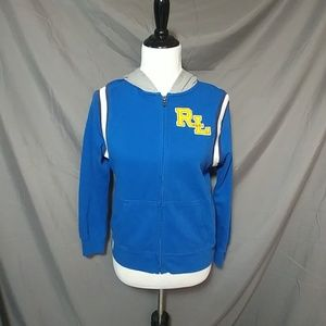 Polo Ralph Lauren kids hoodie, size M 10/12, NWT